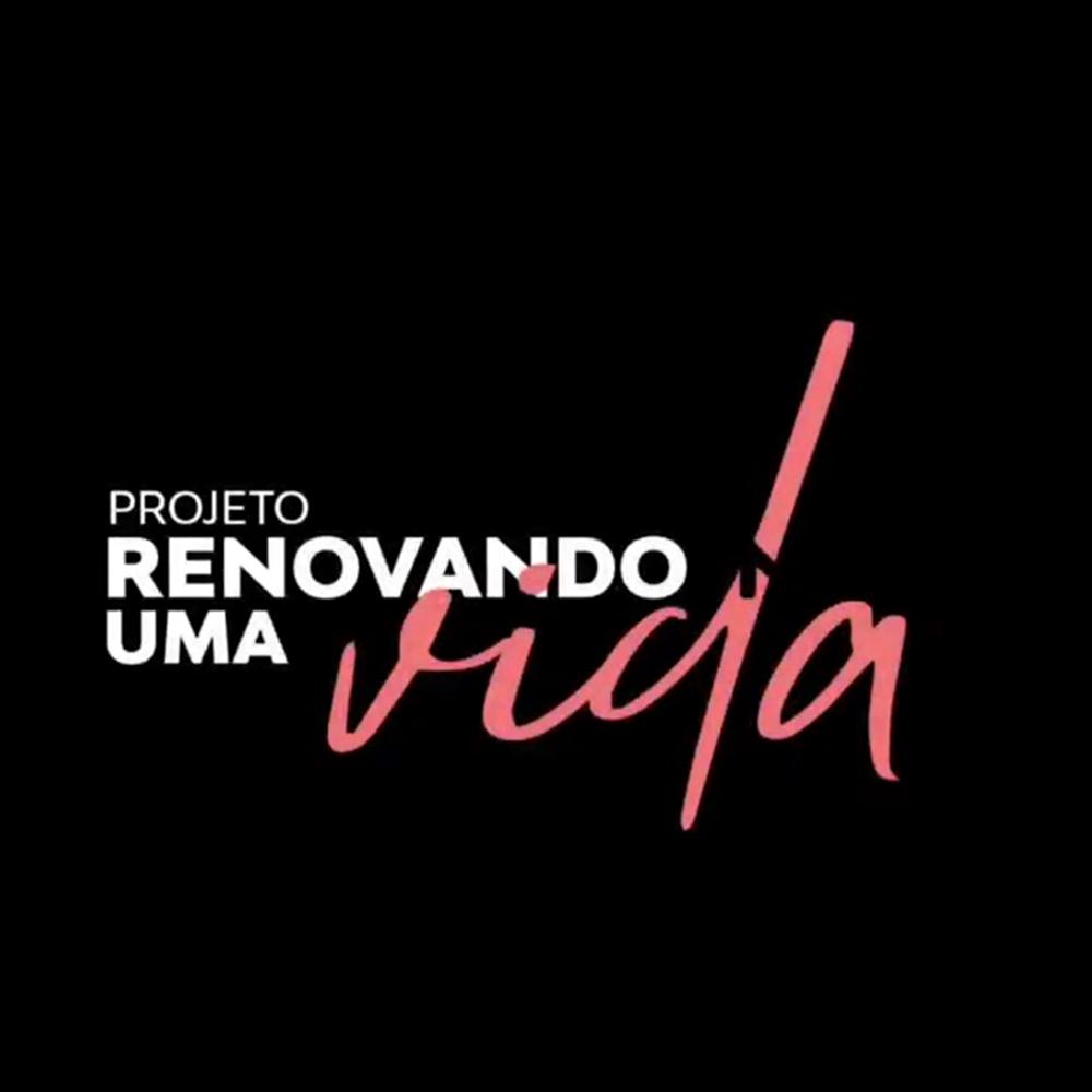 GANHADORA DO PROJETO RENOVANDO UMA VIDA